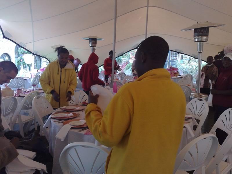 Wine stewards